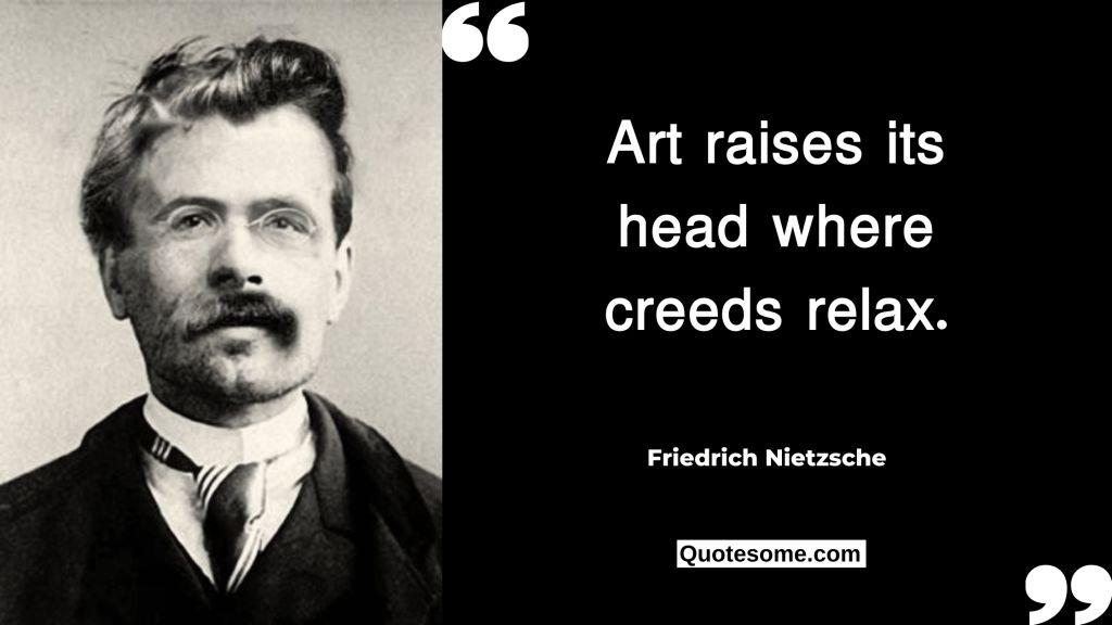 Friedric Nietzsche Quotes