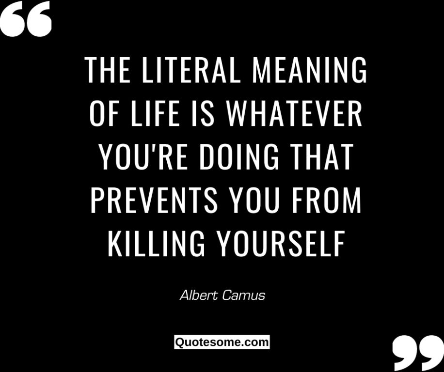 100 best quotes about existentialism